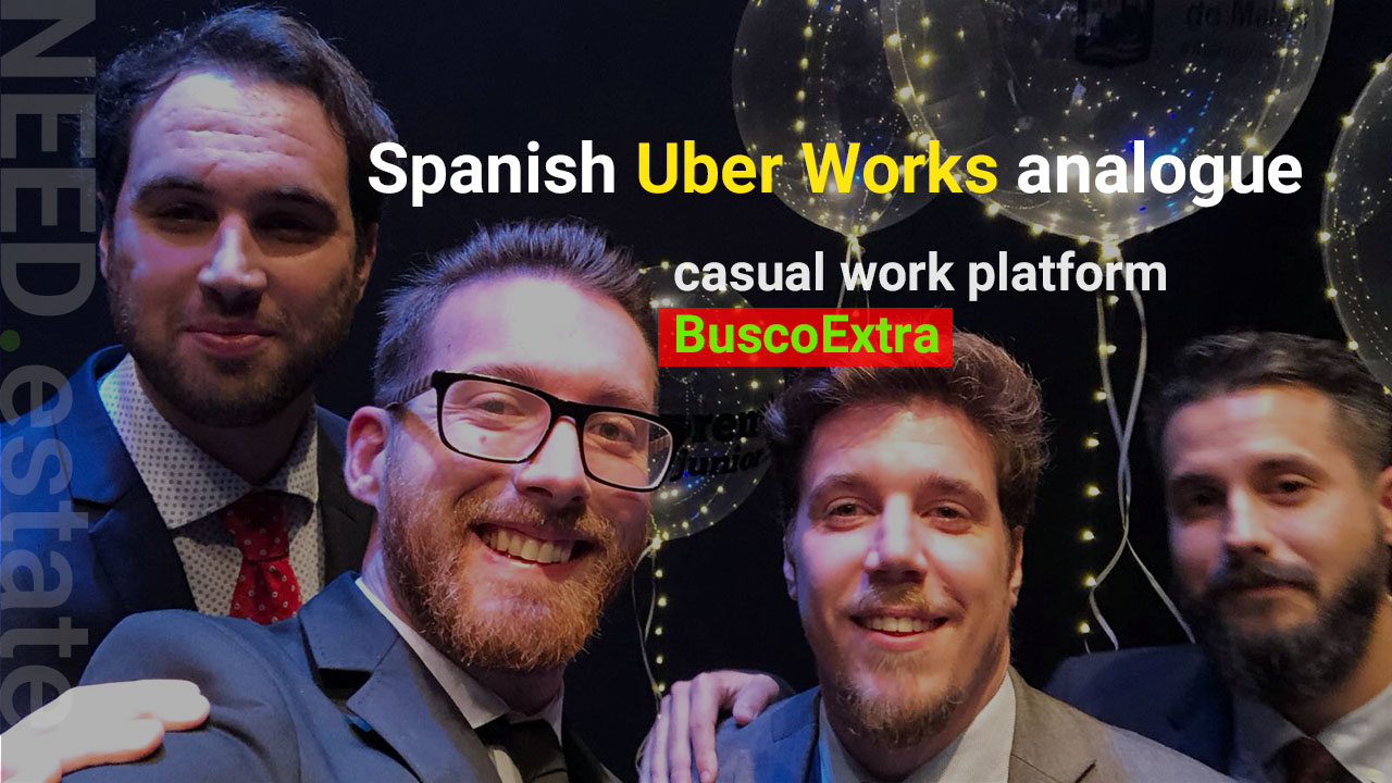 Spanish 'BuscoExtra' Platform to Find Casual Work