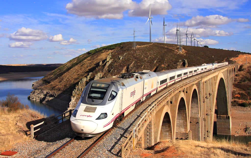 Spain by Train: Tips About Rail Travel